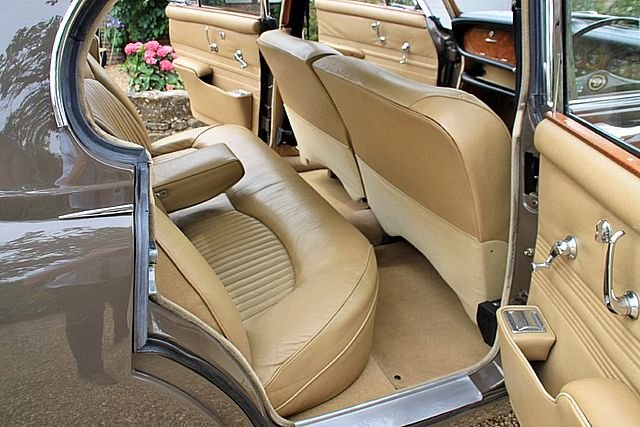 1968 Daimler Sovereign (Only 63,000 Miles) For Sale (picture 4 of 6)