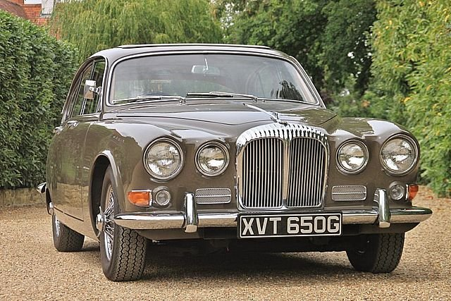 1968 Daimler Sovereign (Only 63,000 Miles) For Sale (picture 6 of 6)