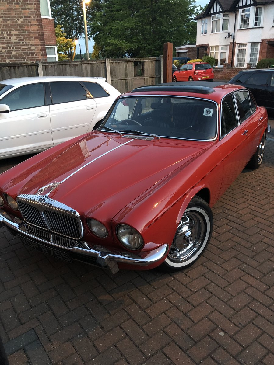 1978 Daimler LWB For Sale (picture 5 of 6)