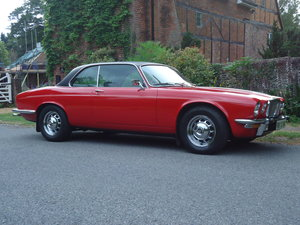 Daimler Double Six Coupe V12 1976 For Sale