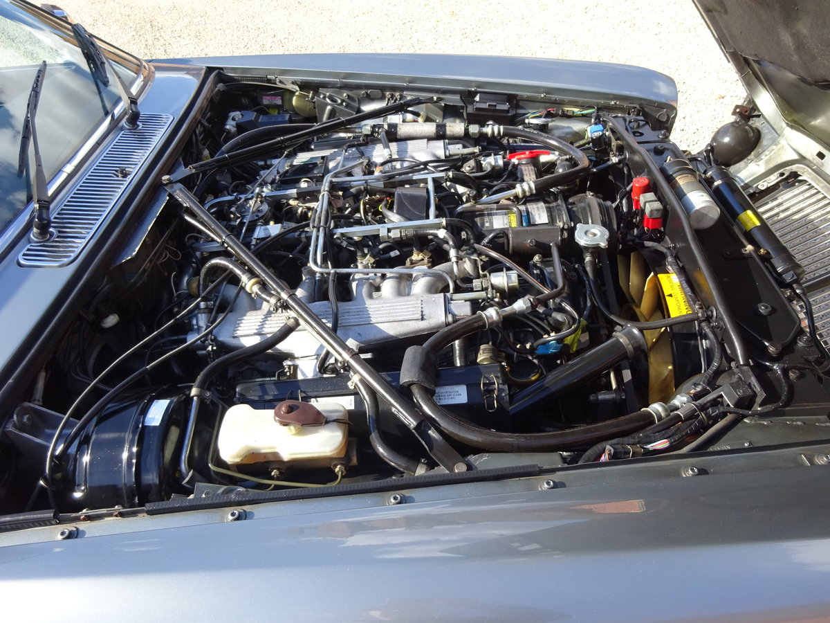 DAIMLER DOUBLE SIX 5.3 V12 1993  31,000  MILES 1 OWNER   For Sale (picture 4 of 6)
