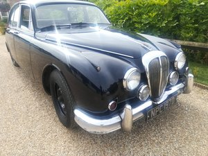 1966 Daimler 250 V8 - Starts & Drives - Stored  - Mot/Tax Exempt SOLD