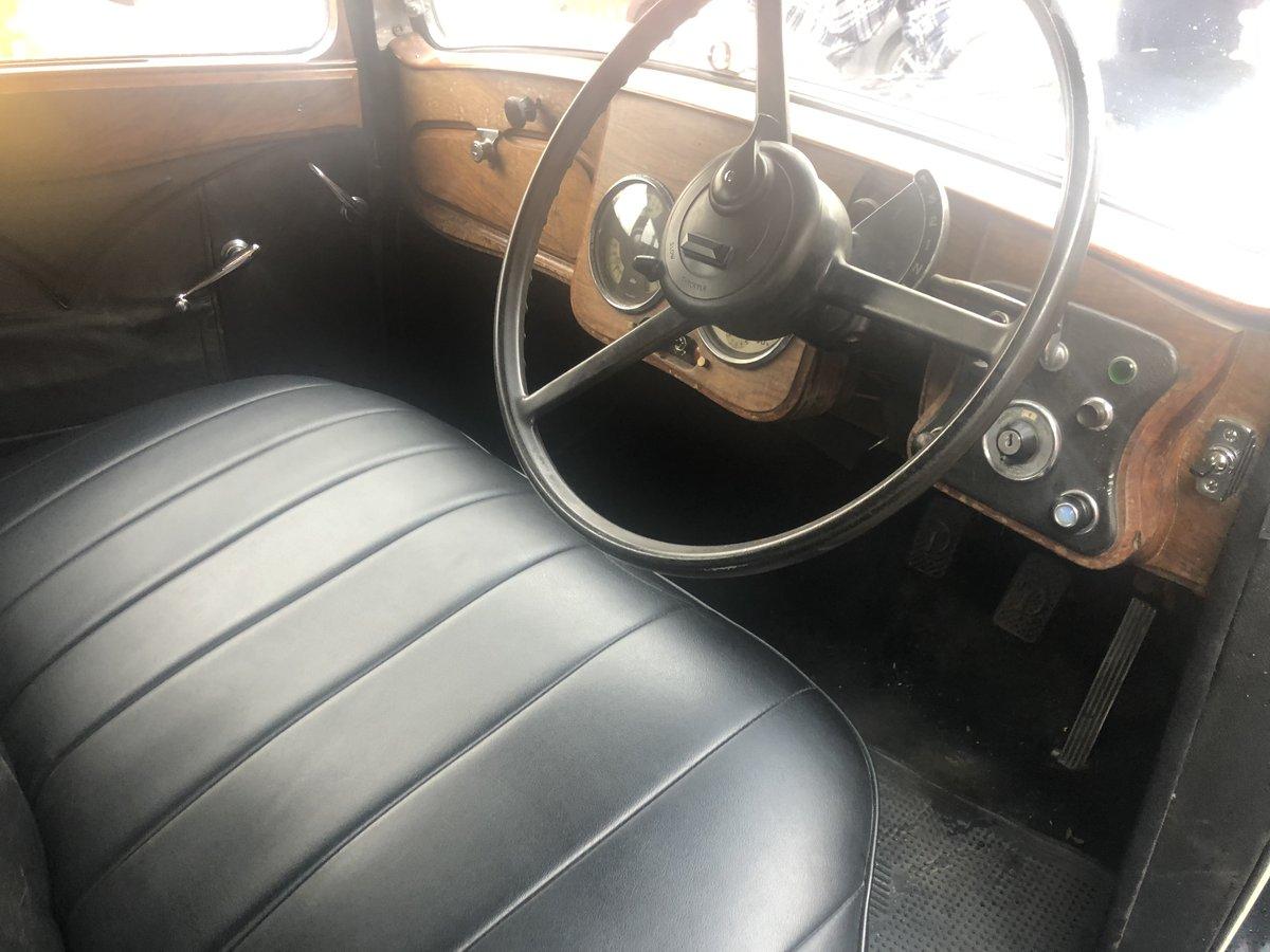 1938 DAIMLER EL24 LIMOSUINE - VINTAGE CAR WEDDING CAR SOLD (picture 4 of 6)