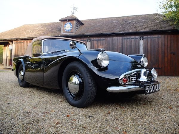1961 Daimler Dart SP250  For Sale (picture 1 of 6)