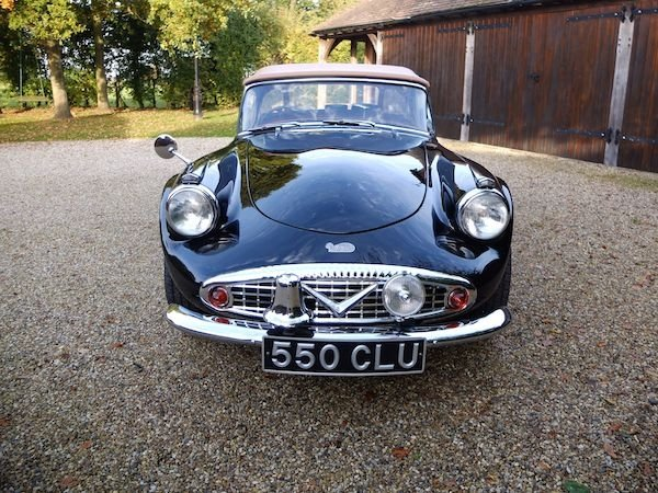 1961 Daimler Dart SP250  For Sale (picture 2 of 6)