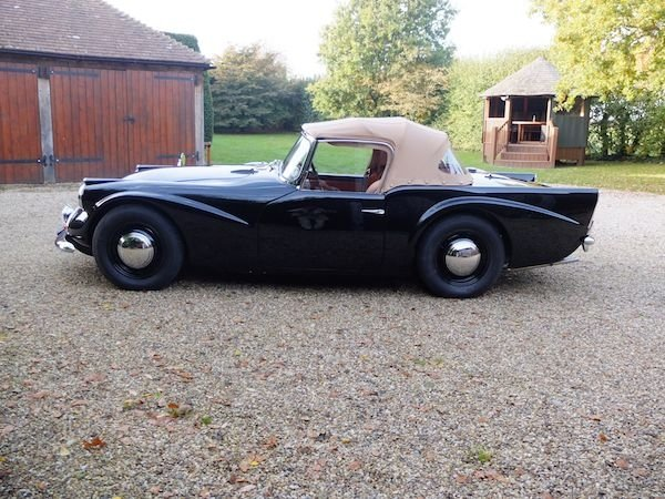 1961 Daimler Dart SP250  For Sale (picture 3 of 6)