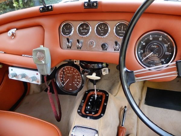 1961 Daimler Dart SP250  For Sale (picture 4 of 6)