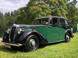 1951 Daimler Consort DB 18 2522cc SOLD
