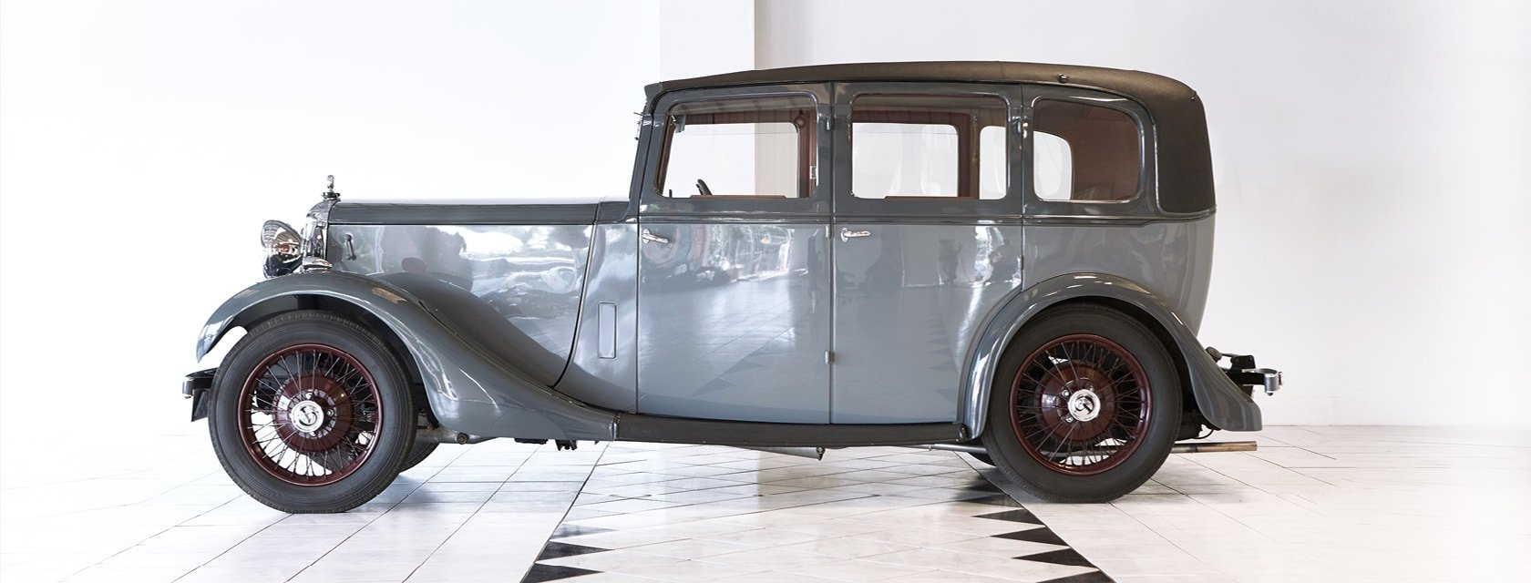 1934 Daimler 15 Saloon Mulliner Body For Sale (picture 4 of 10)