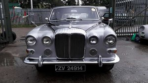 1972 DAIMLER LIMOUSINE CLASSIC CAR TAX & MOT EXEMPT WEDDING
