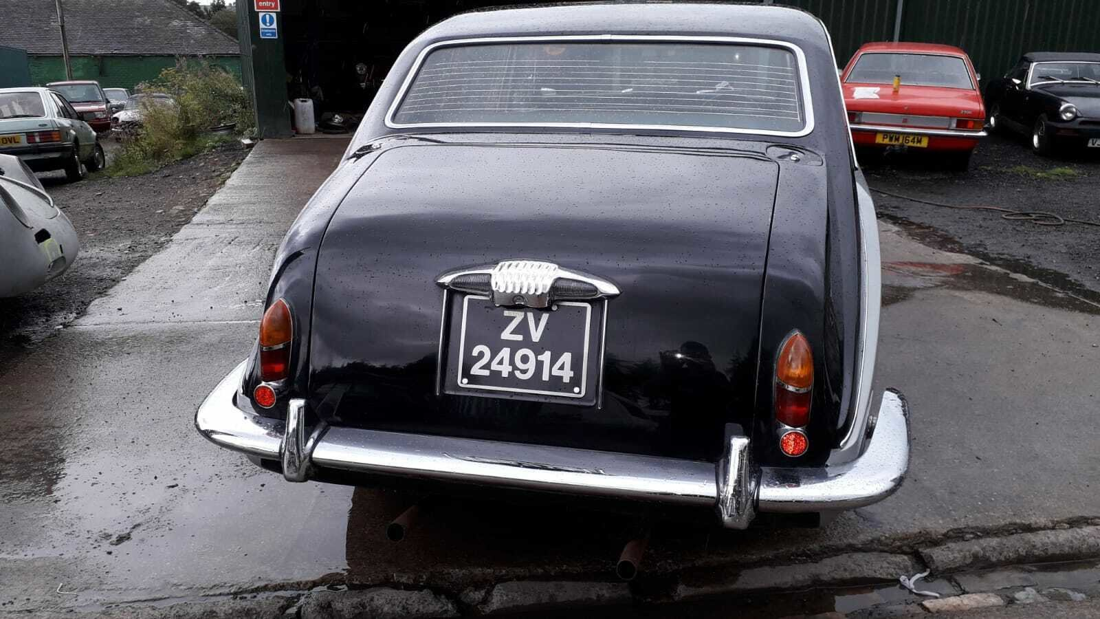 1972 DAIMLER LIMOUSINE CLASSIC CAR TAX & MOT EXEMPT WEDDING For Sale (picture 3 of 6)