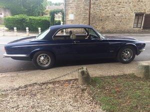 1978 Daimler 2 doors double six