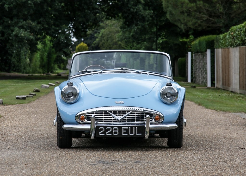 1961 Daimler SP250 B Series SOLD by Auction (picture 1 of 6)