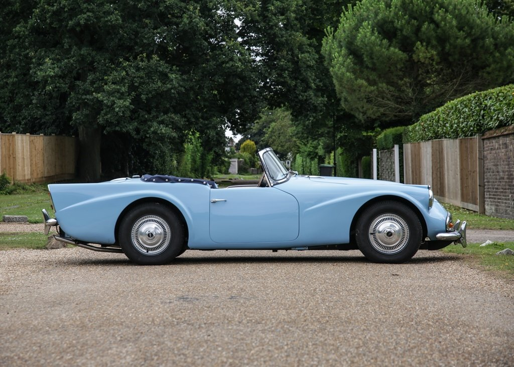 1961 Daimler SP250 B Series SOLD by Auction (picture 2 of 6)