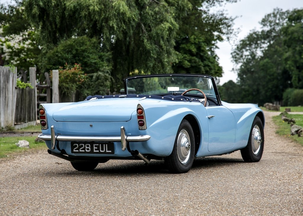 1961 Daimler SP250 B Series SOLD by Auction (picture 3 of 6)