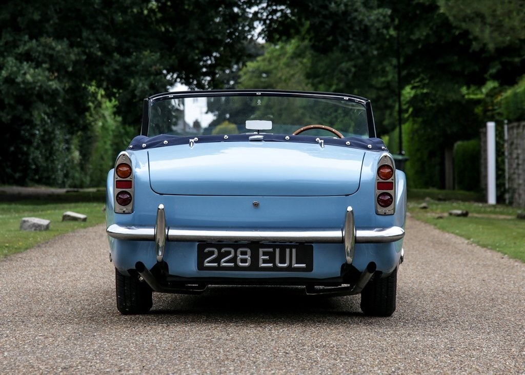 1961 Daimler SP250 B Series SOLD by Auction (picture 4 of 6)