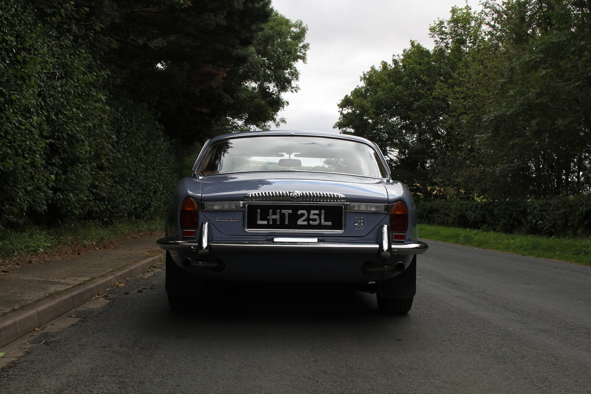 1973 Daimler Sovereign 2.8 Series I MOD - 11,000 miles from new! SOLD (picture 5 of 21)