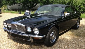 1975 WANTED - DAIMLER DOUBLE SIX 2 DOOR COUPE For Sale