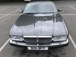 1987 Daimler XJ40 74.5k miles
