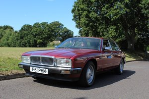 1988 Daimler 3.6 Auto  - To be auctioned 25-10-19