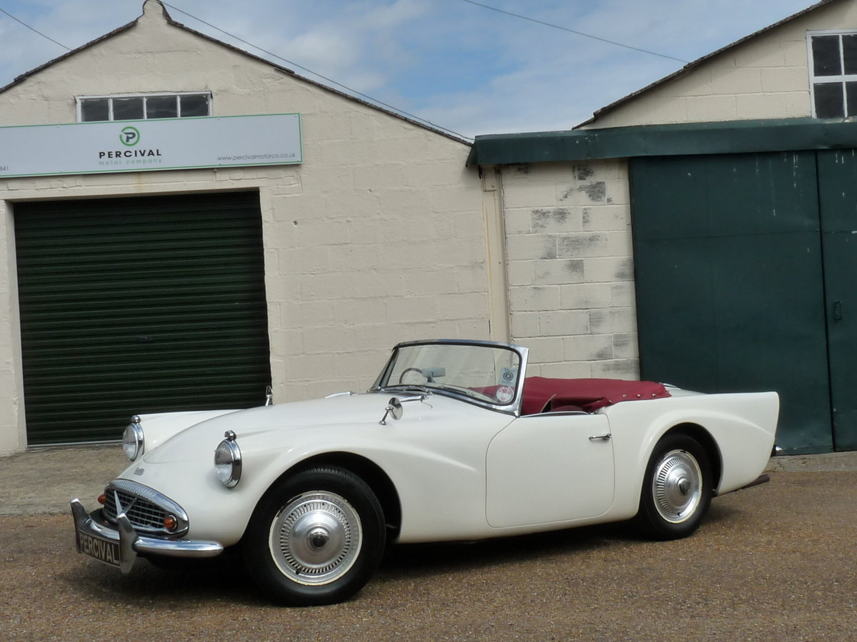 1964 Daimler Dart SP 250 C Spec, three owners from new For Sale (picture 1 of 6)
