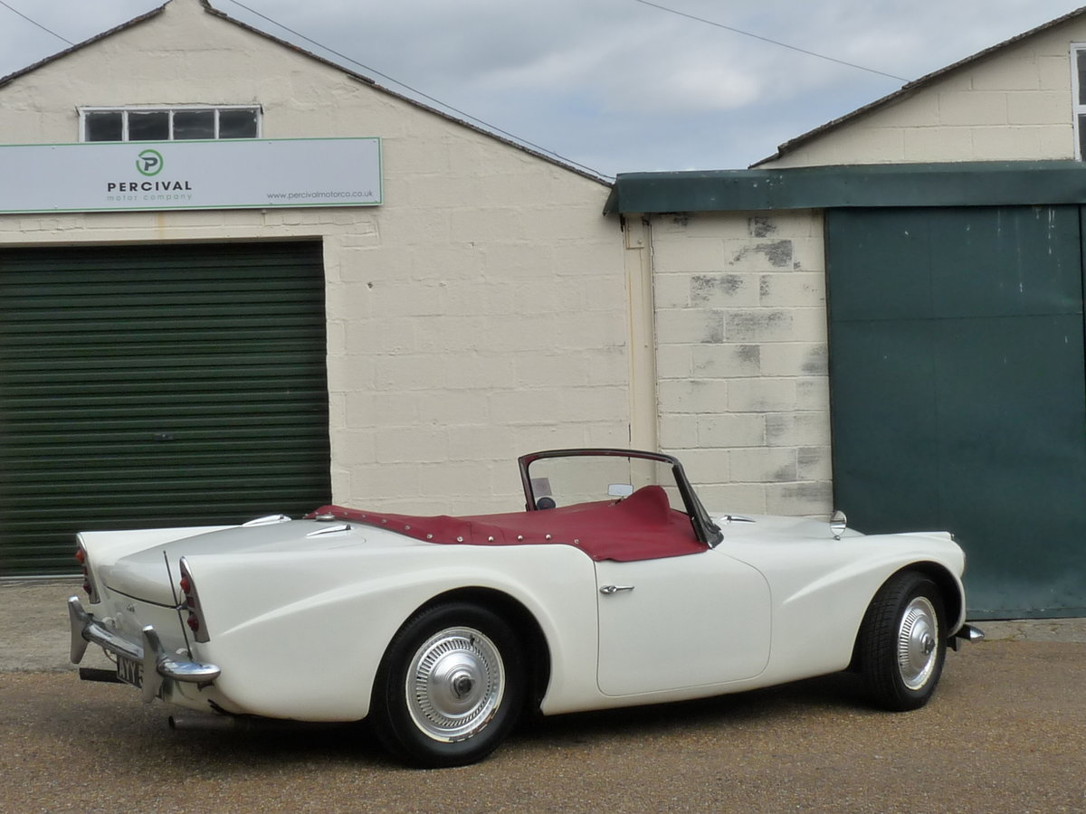 1964 Daimler Dart SP 250 C Spec, three owners from new For Sale (picture 2 of 6)