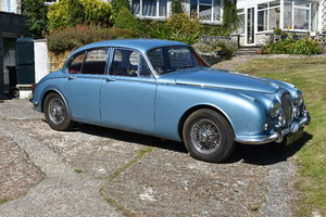 LOT 34: A 1968 Daimler V8 250 - 03/11/2019 For Sale by Auction