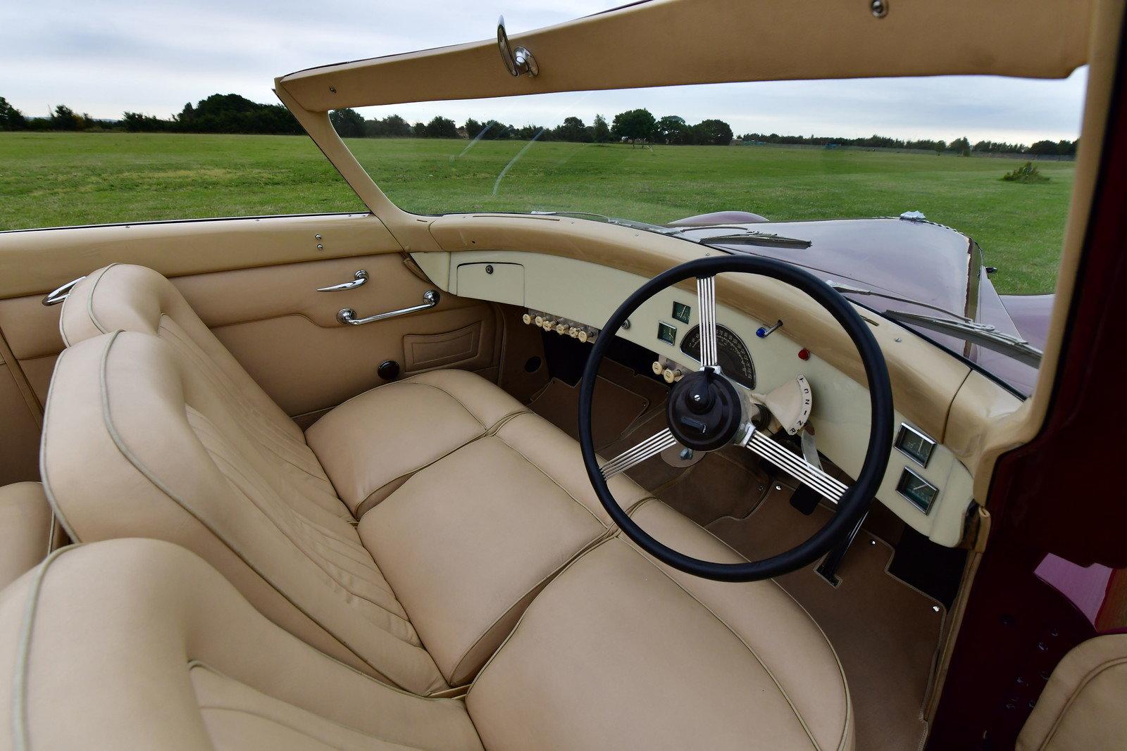 1948 Daimler DE36 Drophead Coupé by Hooper For Sale (picture 5 of 6)