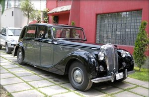 1950 DE36 Used by the royal family