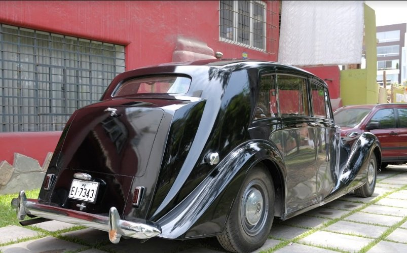 1950 DE36 Used by the royal family For Sale (picture 2 of 6)