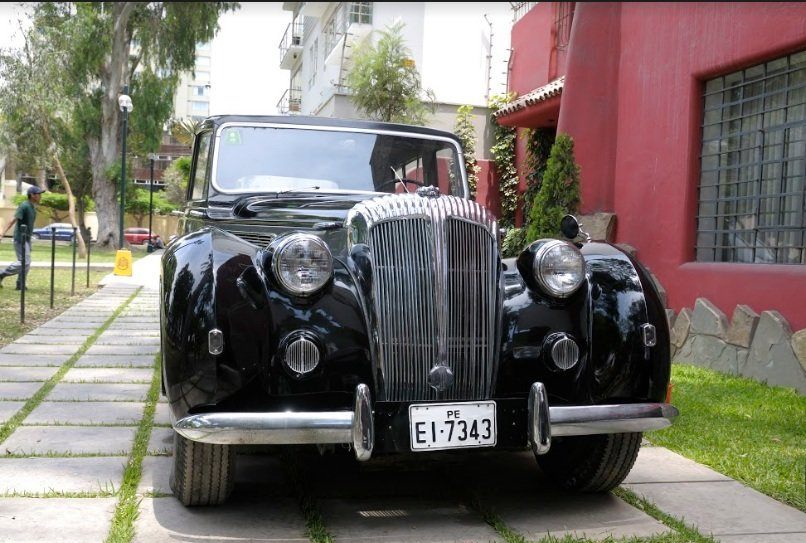 1950 DE36 Used by the royal family For Sale (picture 6 of 6)