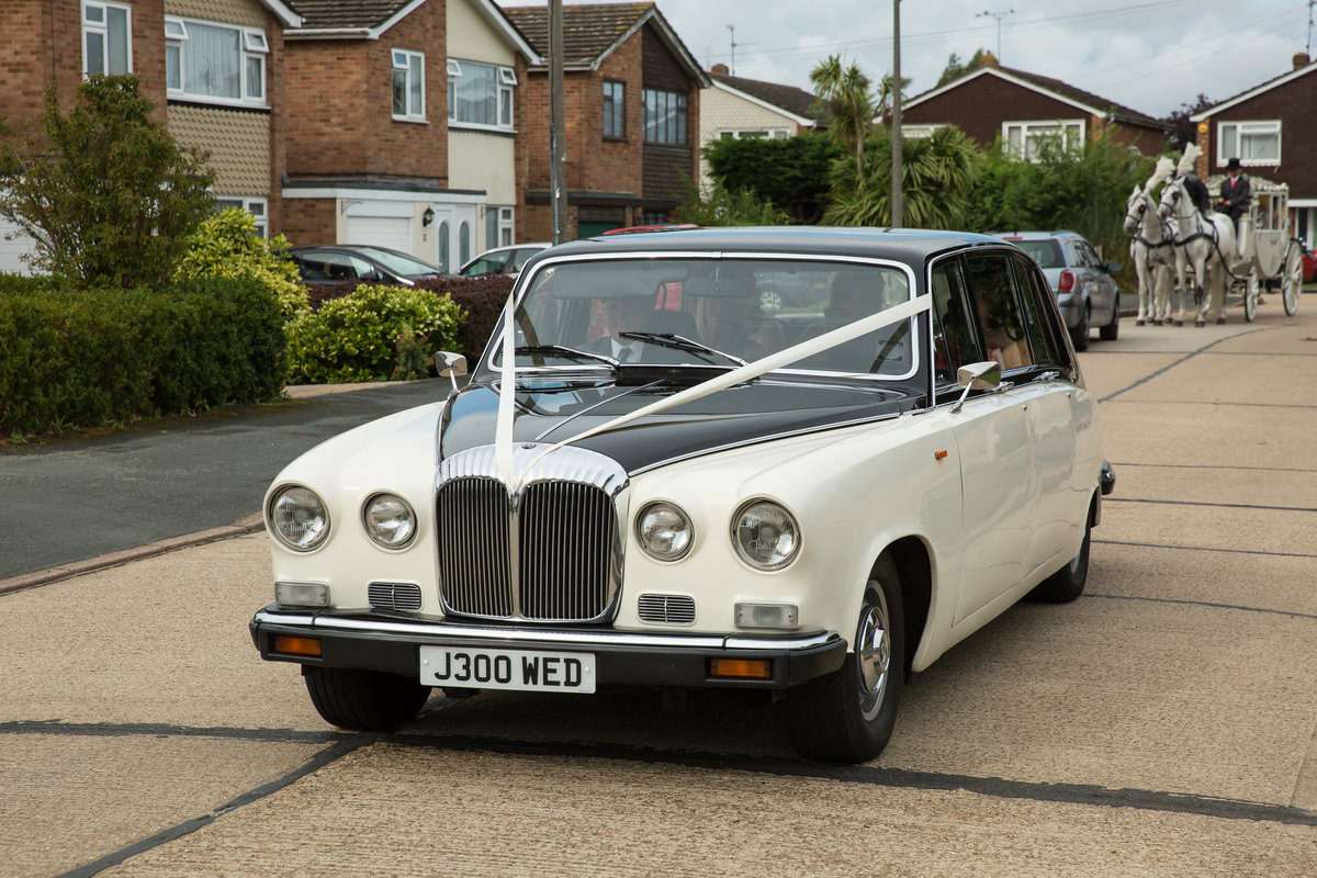 1991 Daimler DS420 Limousine For Sale (picture 1 of 1)