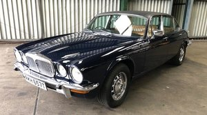 1979 DAIMLER DOUBLE SIX For Sale by Auction