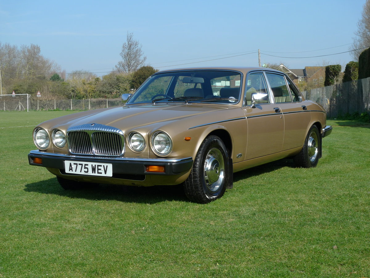 1983 Daimler Sovereign For Sale (picture 1 of 6)
