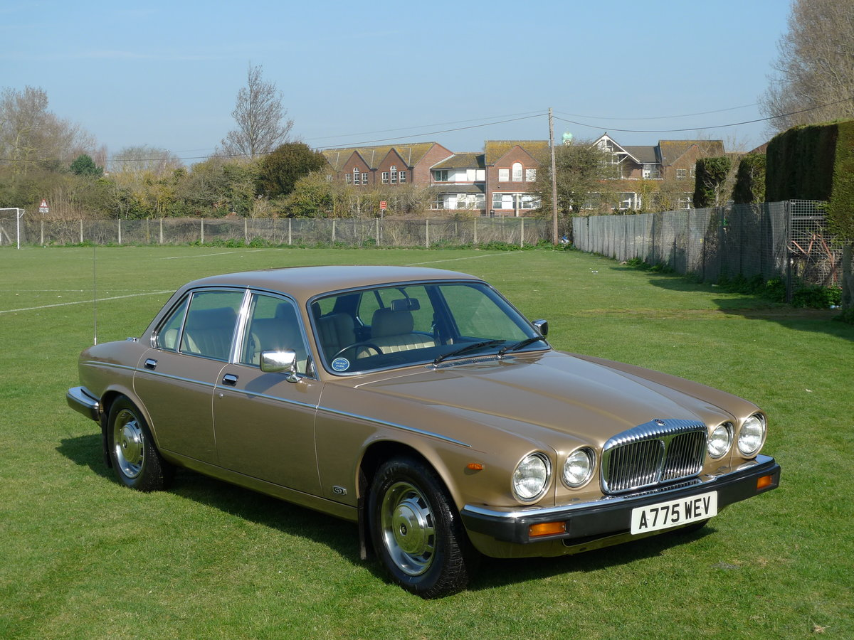 1983 Daimler Sovereign For Sale (picture 2 of 6)