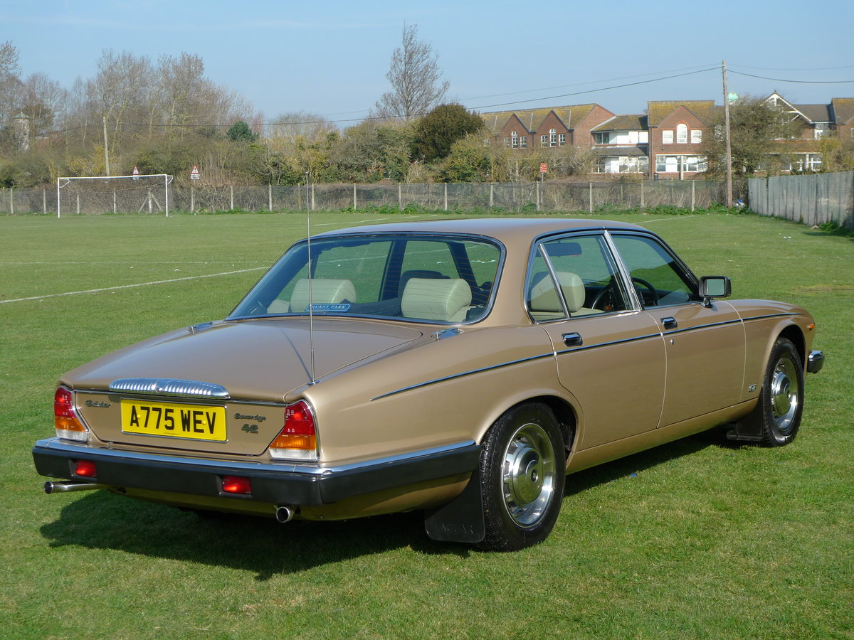 1983 Daimler Sovereign For Sale (picture 3 of 6)