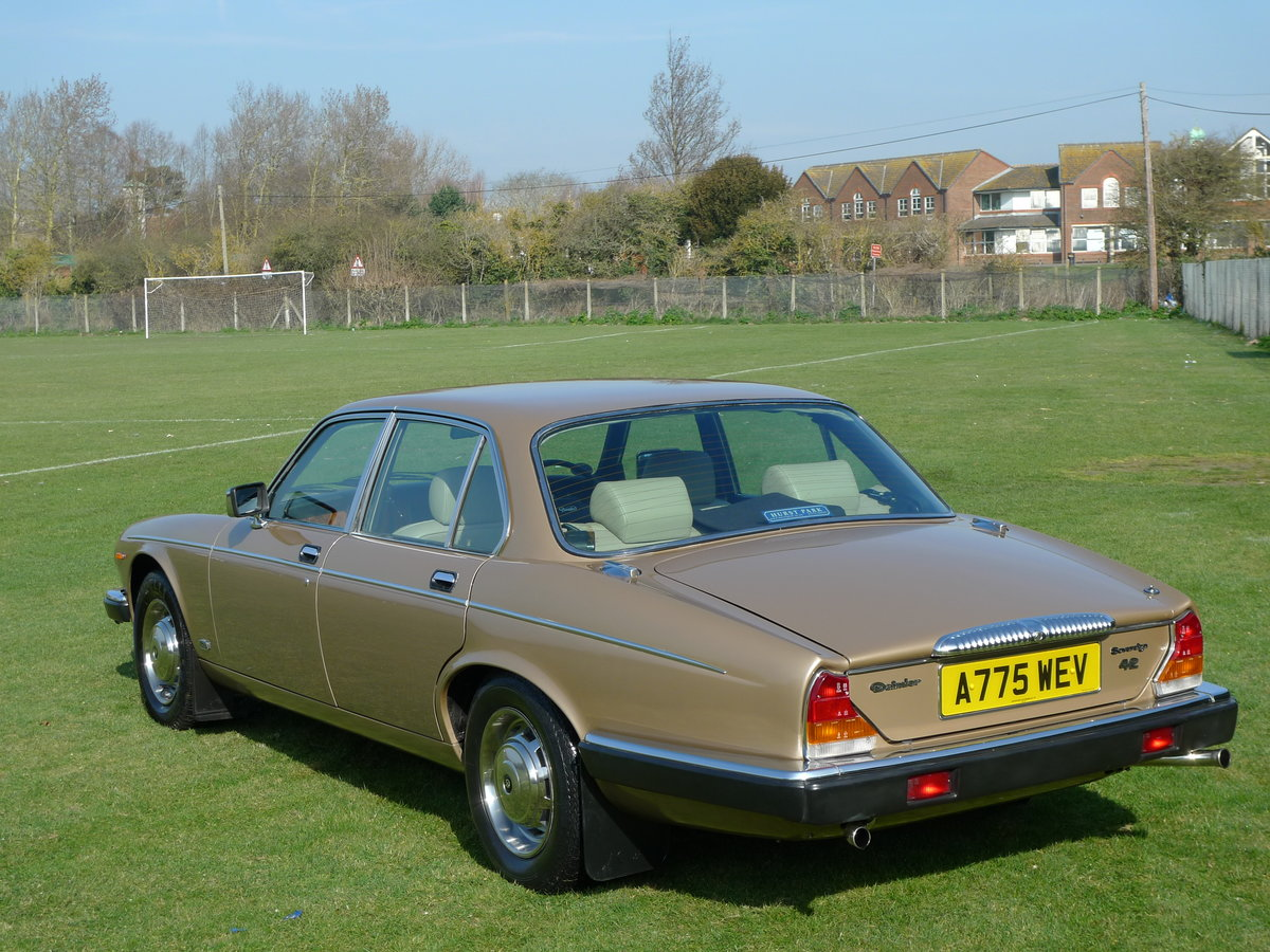 1983 Daimler Sovereign For Sale (picture 4 of 6)