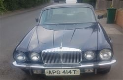 1978 Double Six Vanden Plas - Barons Friday 20th Septembe 2019 For Sale by Auction