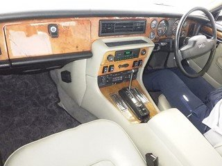 1991 DAIMLER DOUBLE SIX 5.3 SERIES 3 V12 AUTO * ONLY 16000 MILES  For Sale (picture 3 of 3)