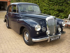 1958 Daimler conquest century For Sale