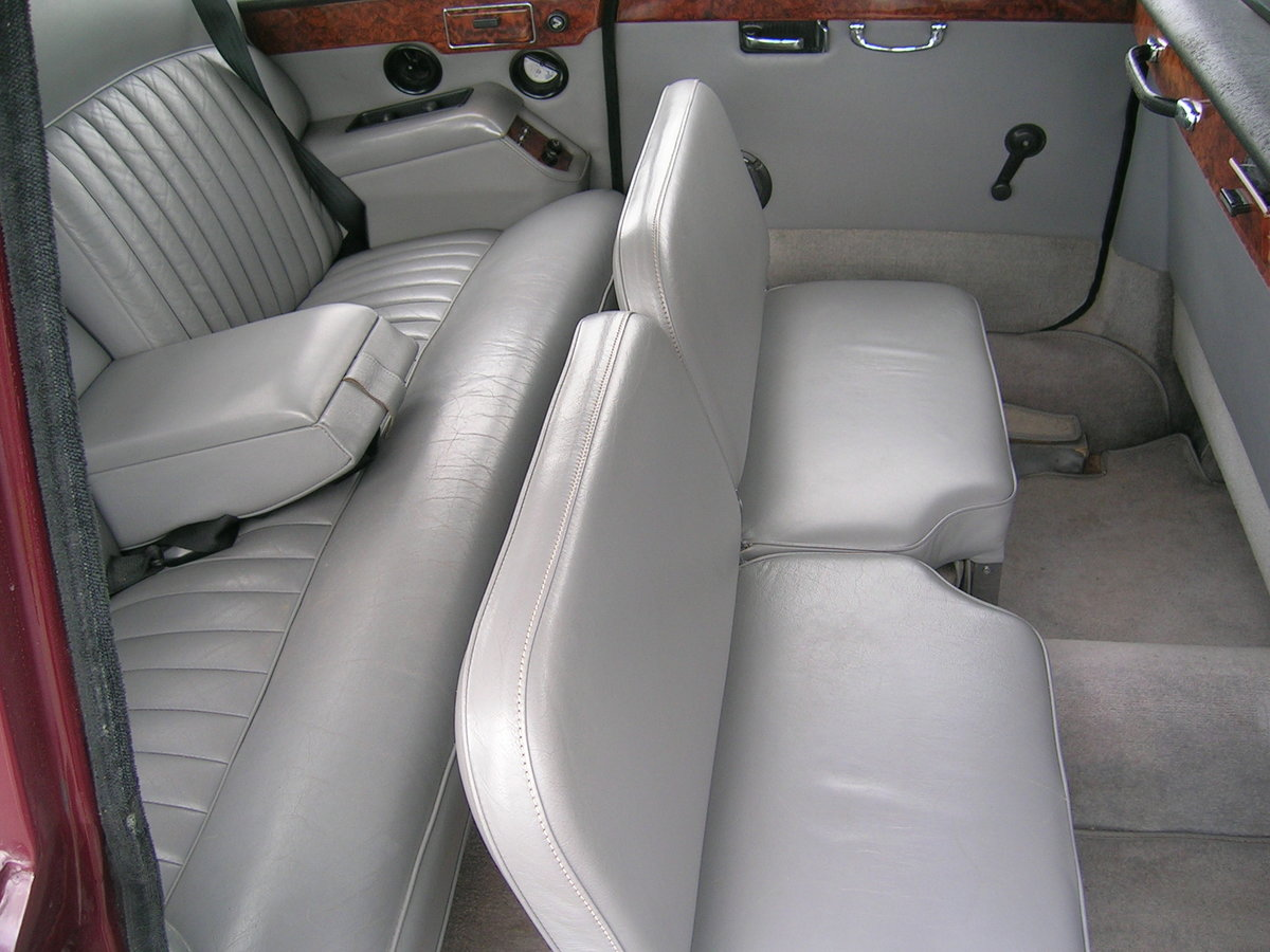 1988 Daimler DS420 Limousine Automatic  For Sale (picture 6 of 6)