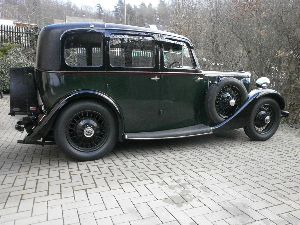 1935 Daimler DB 15 Light For Sale (picture 1 of 6)