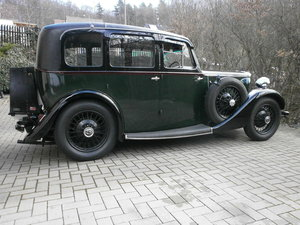 1935 Daimler DB 15 Light