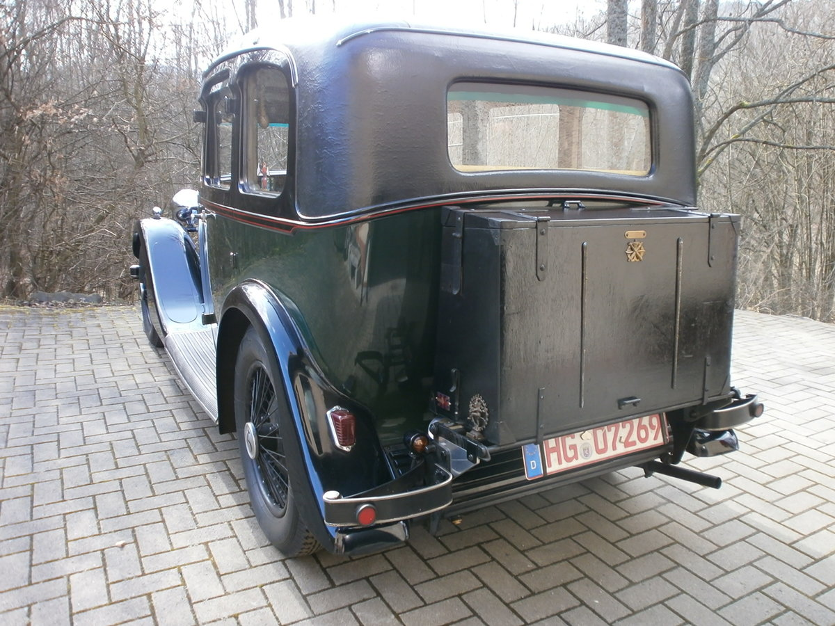 1935 Daimler DB 15 Light For Sale (picture 2 of 6)