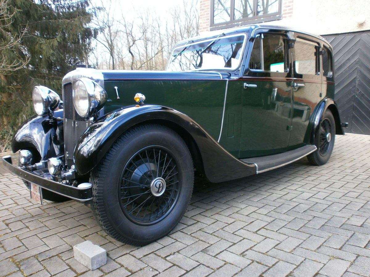 1935 Daimler DB 15 Light For Sale (picture 3 of 6)