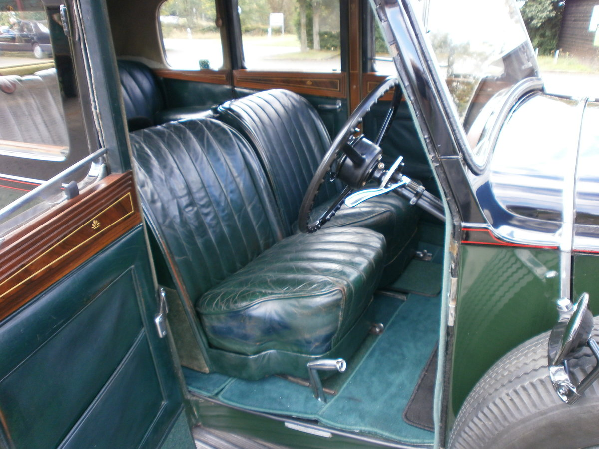 1935 Daimler DB 15 Light For Sale (picture 4 of 6)