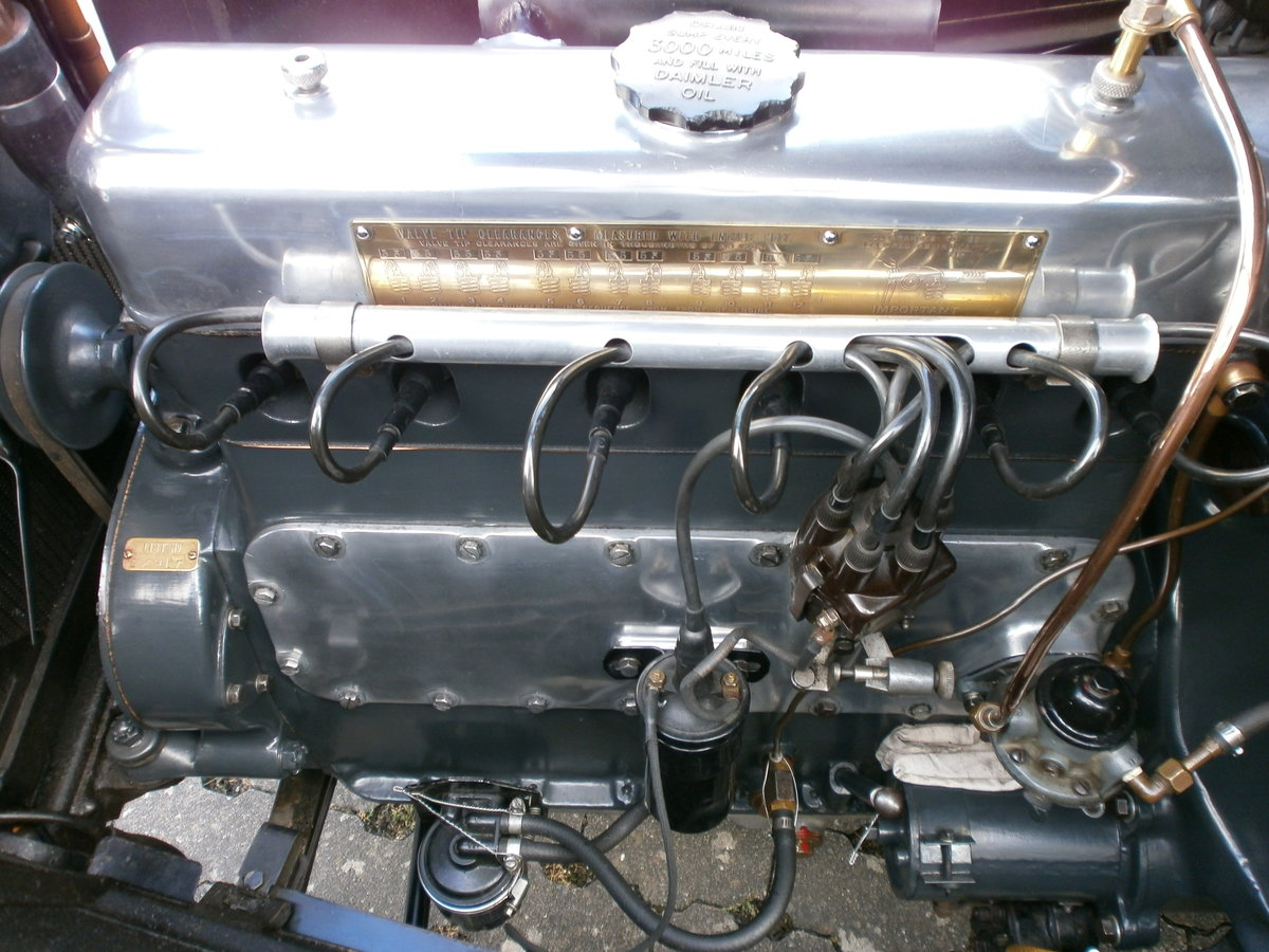 1935 Daimler DB 15 Light For Sale (picture 5 of 6)