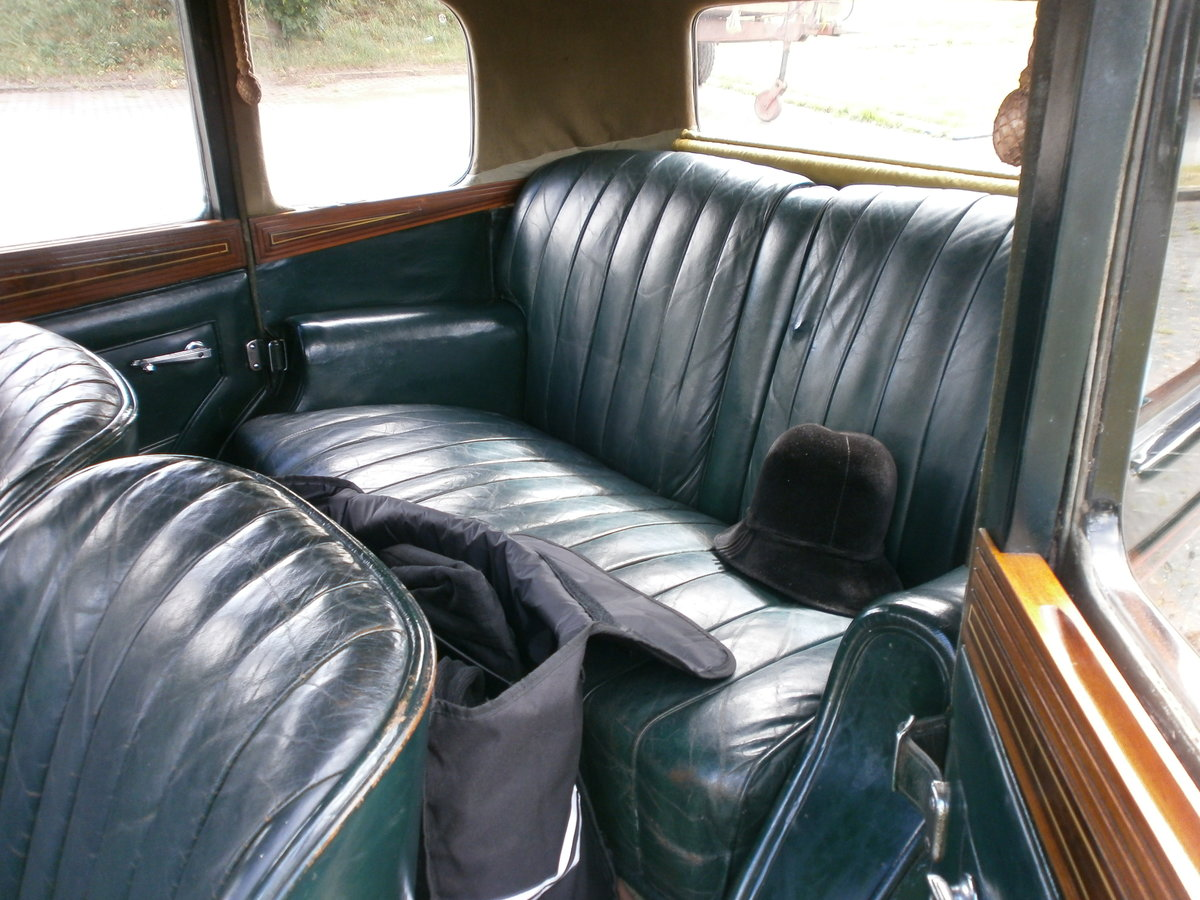 1935 Daimler DB 15 Light For Sale (picture 6 of 6)