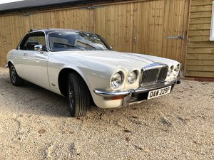 1976  Daimler Sovereign Coupe (4.2)