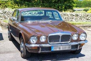 1977 Daimler Sovreign 4.2 LWB Auto.